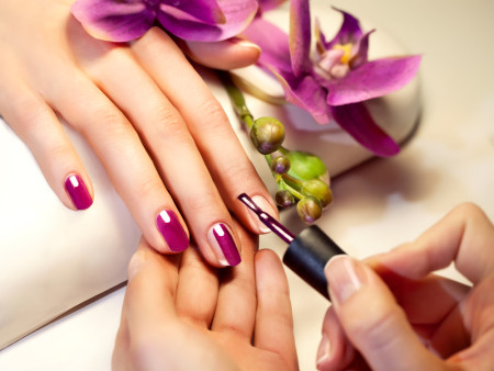 Gelcolor by O.P.I incl. after remove
