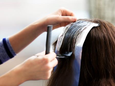 Kleuren all inn (lang haar)