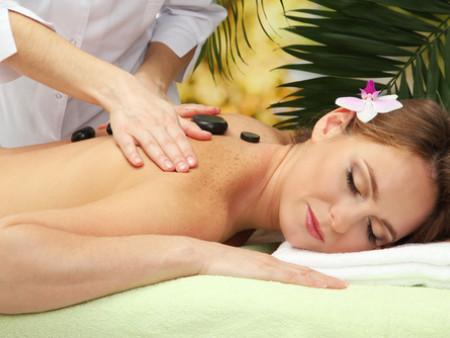 Hot Stone Massage 75min