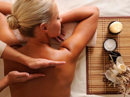 Therapeutische massage 60min.