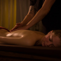 Rugmassage 30min