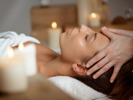 Energetische massage 60min