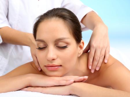 Relaxerende lichaamsmassage aan huis