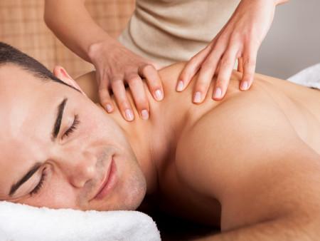 Luxe anti stress rugmassage 75min