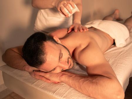 Rug massage en arrangement