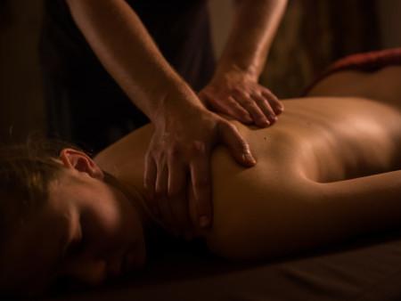 Anti-stress massage 90min