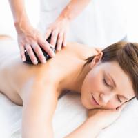Hot Stone massage 60min