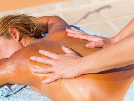 hoofd, nek, schouder, rug massage 60min
