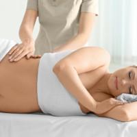Zwangerschapsmassage 60min