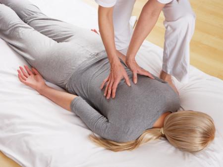 6 keer Shiatsu massage 60min