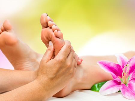 Intake + therapeutische voetreflex 90min