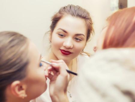 4 personen Workshop make-up 2u