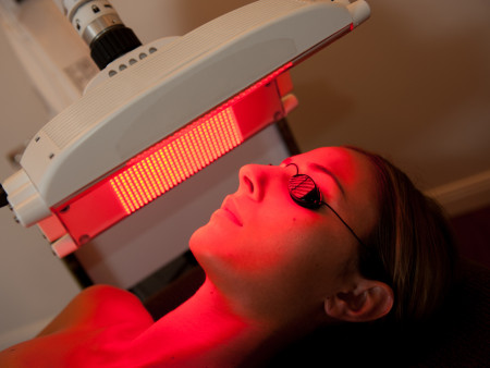 LED-behandeling 30min