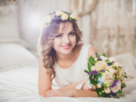 Bruidsarrangement 2u