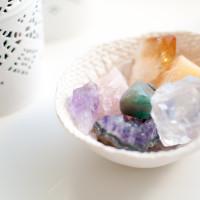 Edelsteen massage + healing