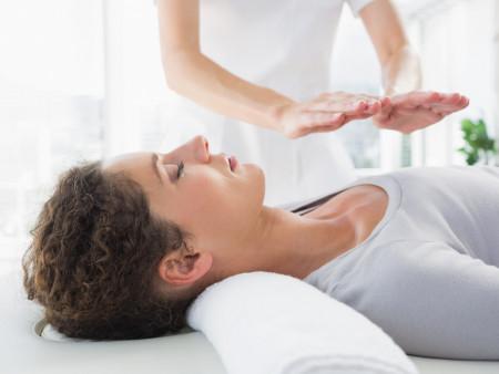 Chakra healing 60min