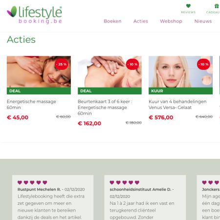 Welkom op onze voorbeeld-website