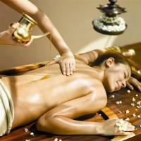 India Bhyanga massage 90min.