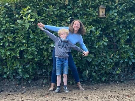 Coach Sybil over mama-zijn in balans