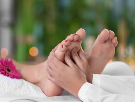 Tenen lezen en voetreflexologie