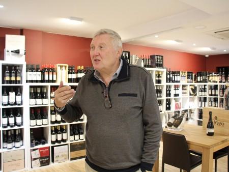 Wijnspeciaalzaak Bodegón,