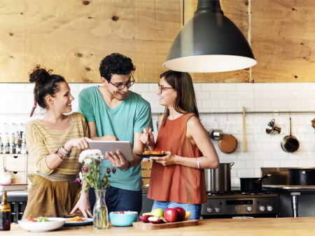 Eet volgens je bloedgroep en blijf gezond