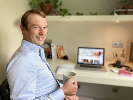 Wouter, Business Coach bij Lifestylebooking