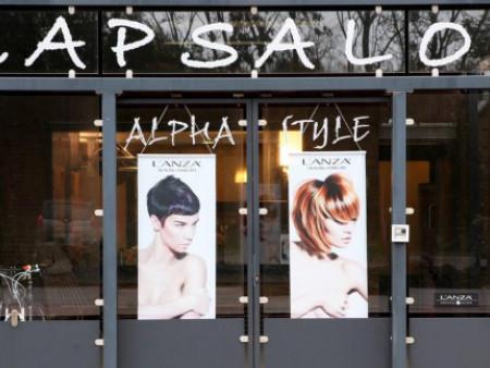 Kapsalon Alpha Style te Bredene