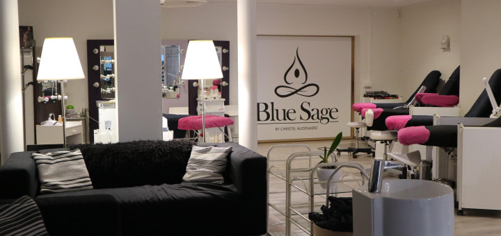 Blue Sage te Houthalen, een portret
