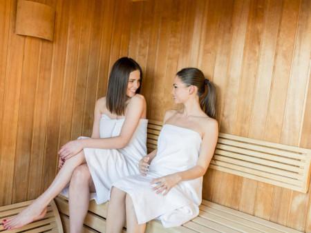 It's Sauna Time