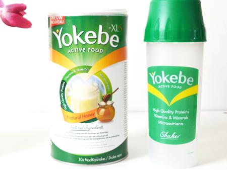 YOKEBE: Afvallen met een shake?