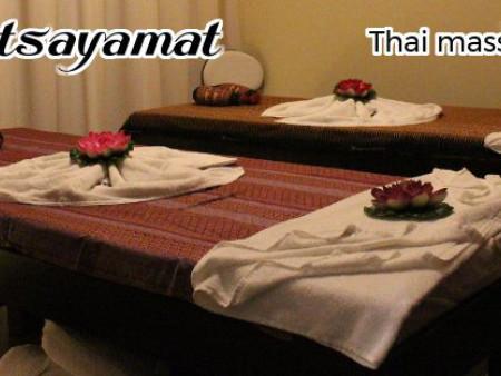 Baan Butsayamat; Lichaamsmassage bij rugklachten